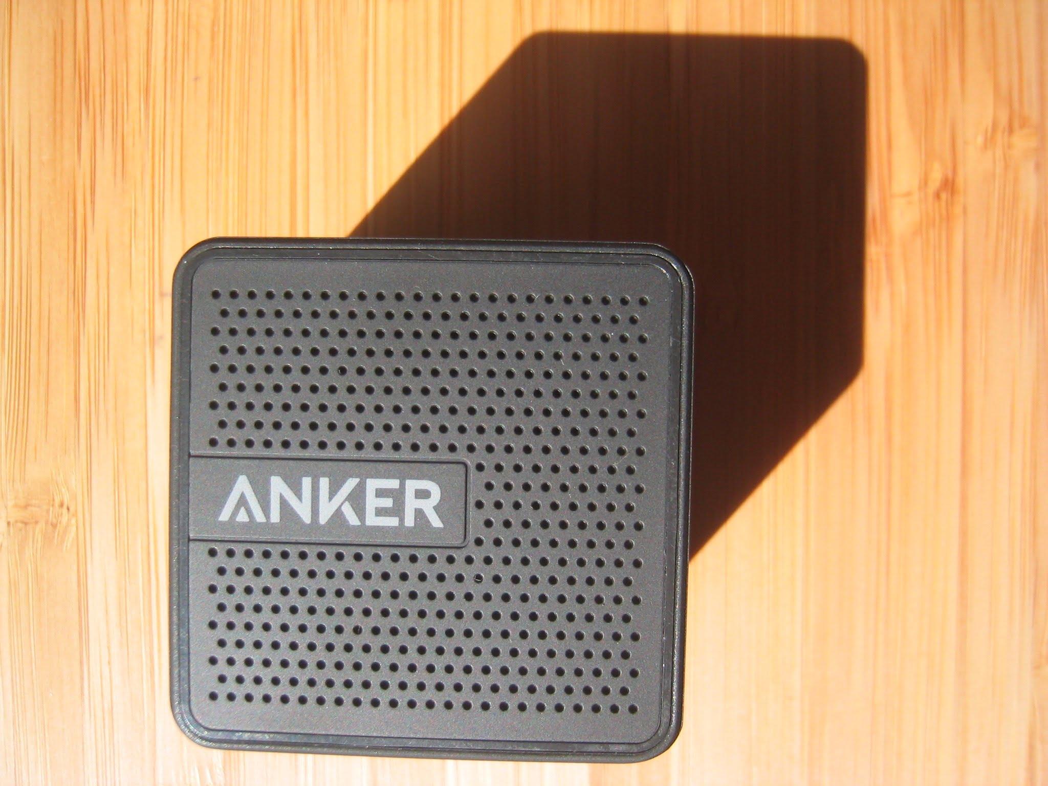 review anker pocket mini bluetooth lautsprecher im test mac egg. Black Bedroom Furniture Sets. Home Design Ideas