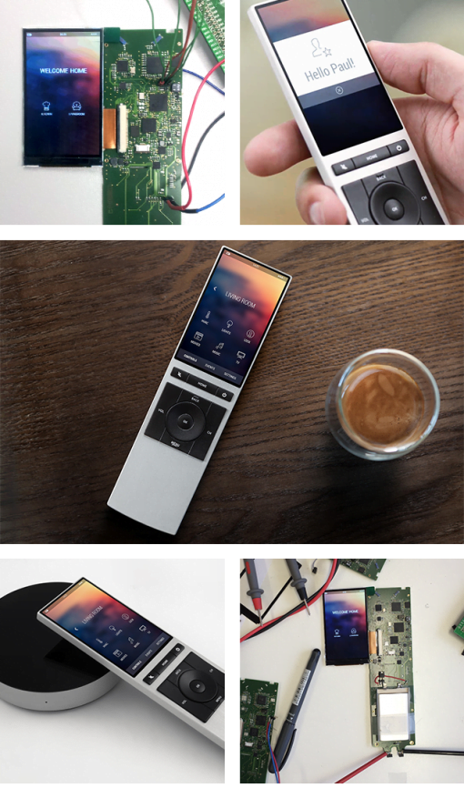 NEEO Remote Coffee