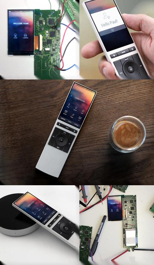 NEEO Remote Coffee