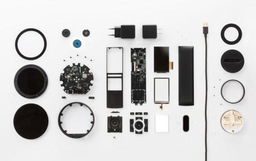 NEEO Remote Parts