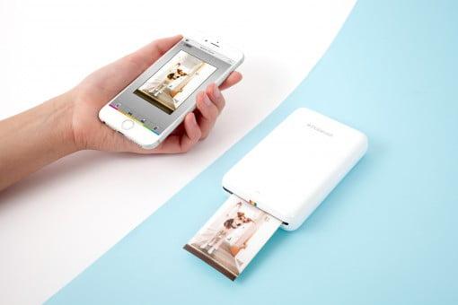 Polaroid Zip Drucker