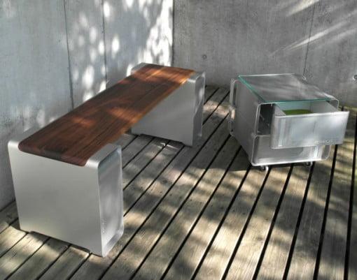 Projetgalerie Benchmark Mac Pro Tisch