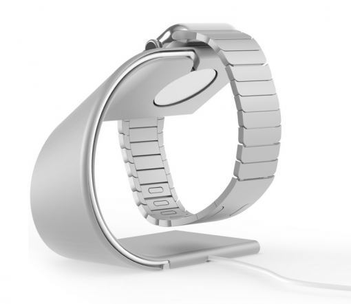 Apple Watch Stand Nomad back