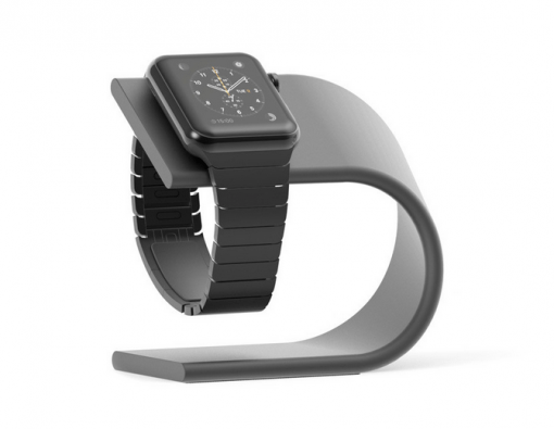 Apple Watch Stand Nomad black