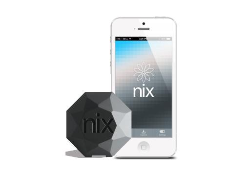 Nix ColorSensor App