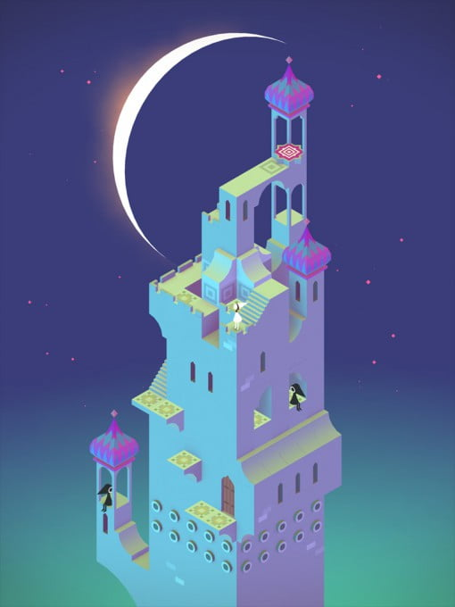 Monument Valley Game Night