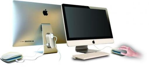 mobee Magic Hub iMac