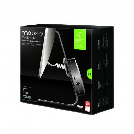 mobee Magic Hub Verpackung
