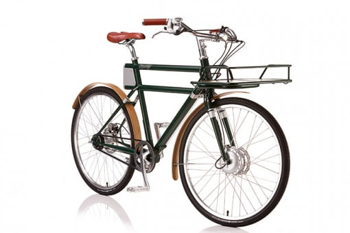 Faraday Bikes Forest