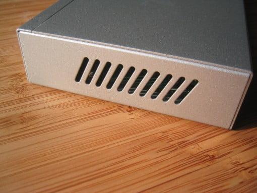 Zyxel Review: Zyxel GS-108B Gigabit Switch Lüftung