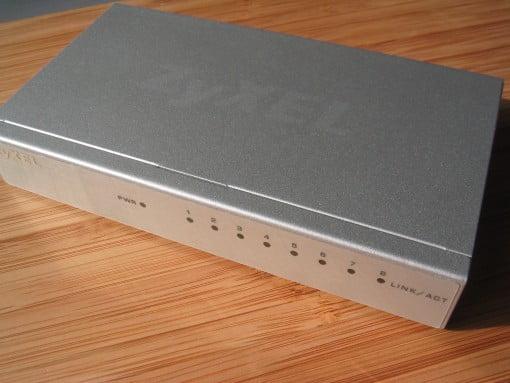 Zyxel Review: Zyxel GS-108B Gigabit Switch