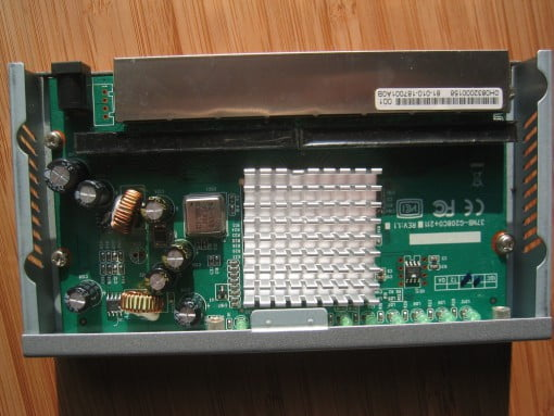 Zyxel Review: Zyxel GS-108B Gigabit Switch Mainboard