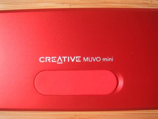 Creative Muvo mini Rückseite