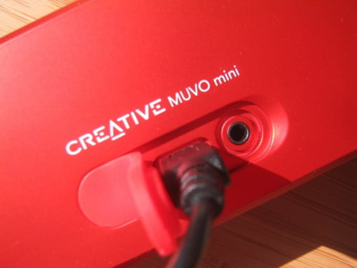 Creative Muvo mini USB