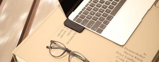Kickstarter Kadi MacBook Dock
