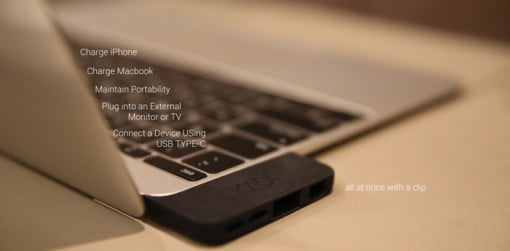Kickstarter Kadi MacBook Dock Adapter