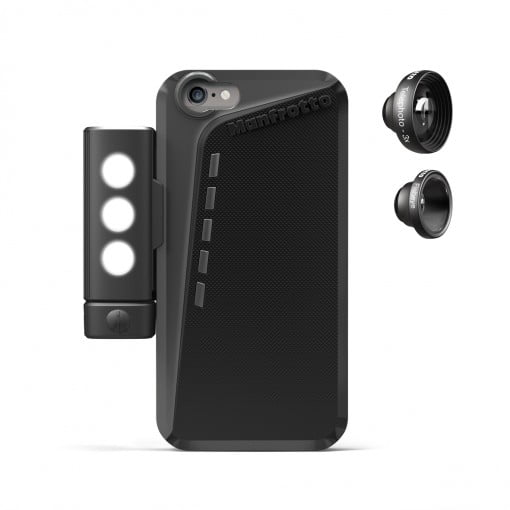 Manfrotto iPhone 6 Case Bundle