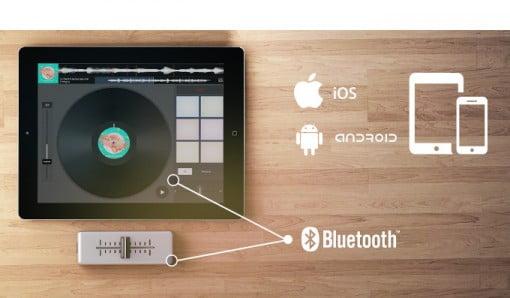 Mixfader Bluetooth