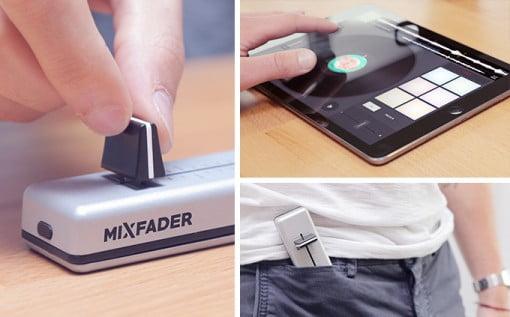 Mixfader multi