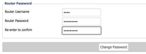 Name Passwort DD-WRT