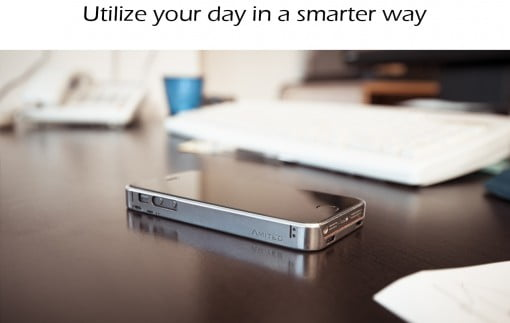 Optimal iPhone Case Desk
