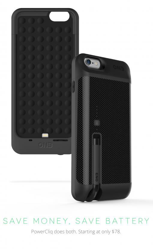 PowerCliq Bluetooth Headset iPhone Case