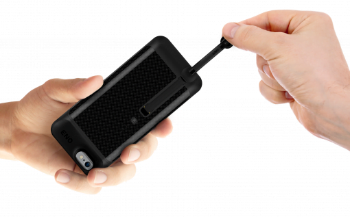 PowerCliq iPhone Power Case