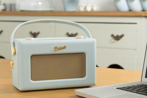 Roberts Radio Revival iStream 2 blau