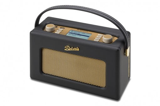 Roberts Radio Revival iStream 2 schwarz