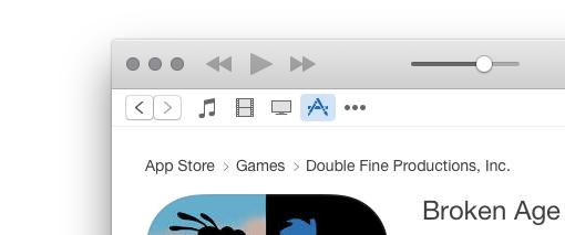 iTunes Store zurück