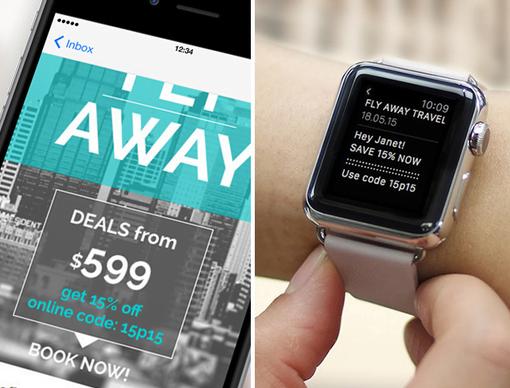 equinux Mail Designer Pro 2 Apple Watch