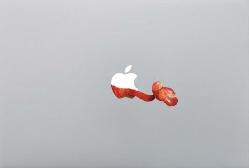 bittenfruit Decal Apple
