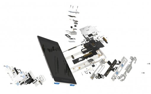 Fairphone 2 Explosion