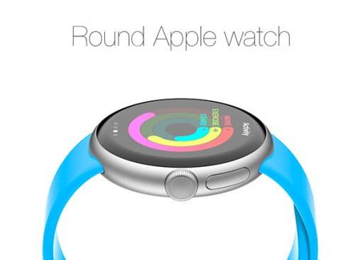 Apple Watch rund