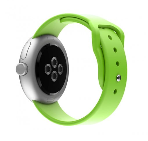Apple Watch rund back