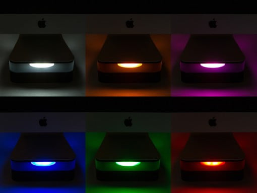 Halo Stand iMac colors