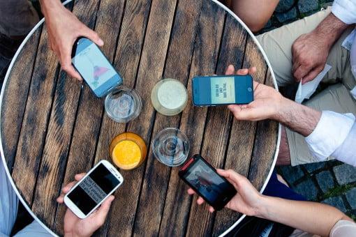 Sip Sup Smartphones