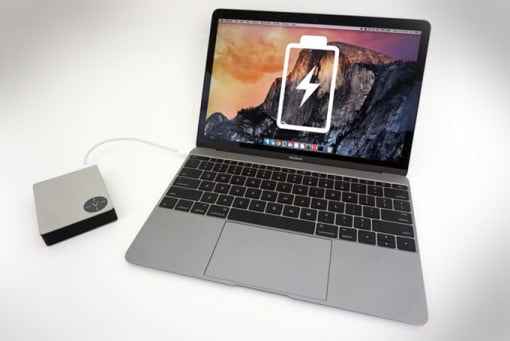 Voltus Mobile Power Expension MacBook