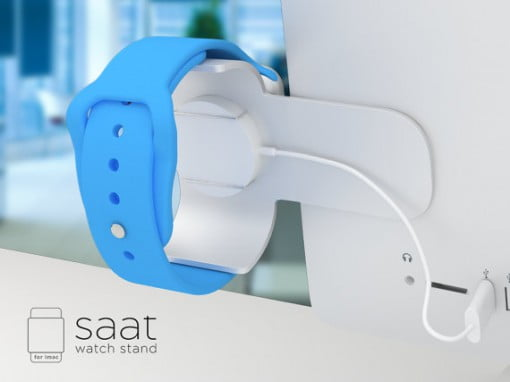 saat Apple Watch Stand back