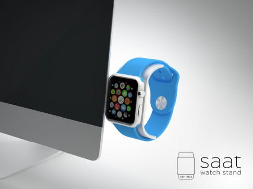 saat Apple Watch Stand iMac