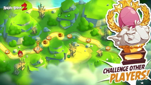 Angry Birds 2 screenshot_challenge other players