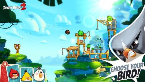 Angry Birds 2 screenshot_choose your bird