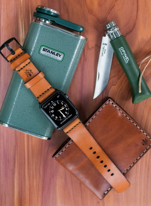 Bexar Apple Watch robustes Armband