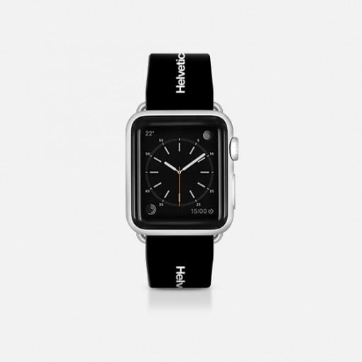 Casefity Apple Watch Helvetica