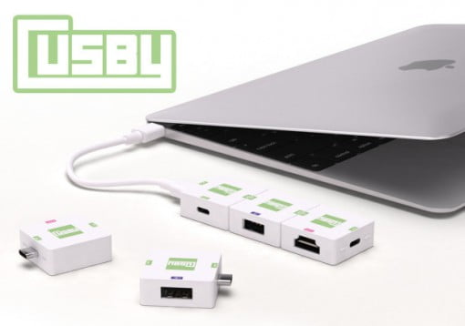 Cusby USB-C MacBook
