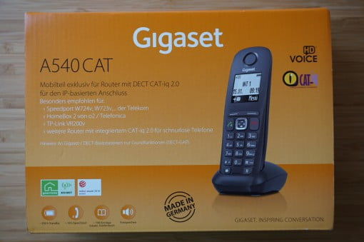 Gigaset A540 CAT IP Telefon