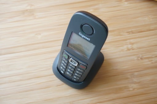 Gigaset A540 CAT IP Telefon Basis