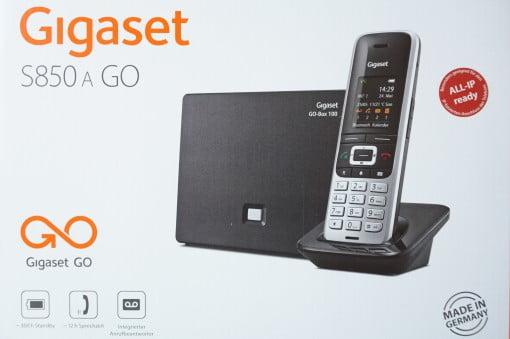 Gigaset S850A GO IP Voip Telefon