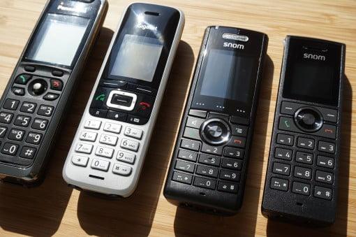 SIP IP DECT Telefone