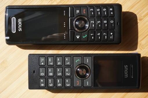Snom M25 M65 IP DECT Telefon